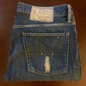 Ralph Lauren Polo Vintage 67 Jeans Sz 36x30